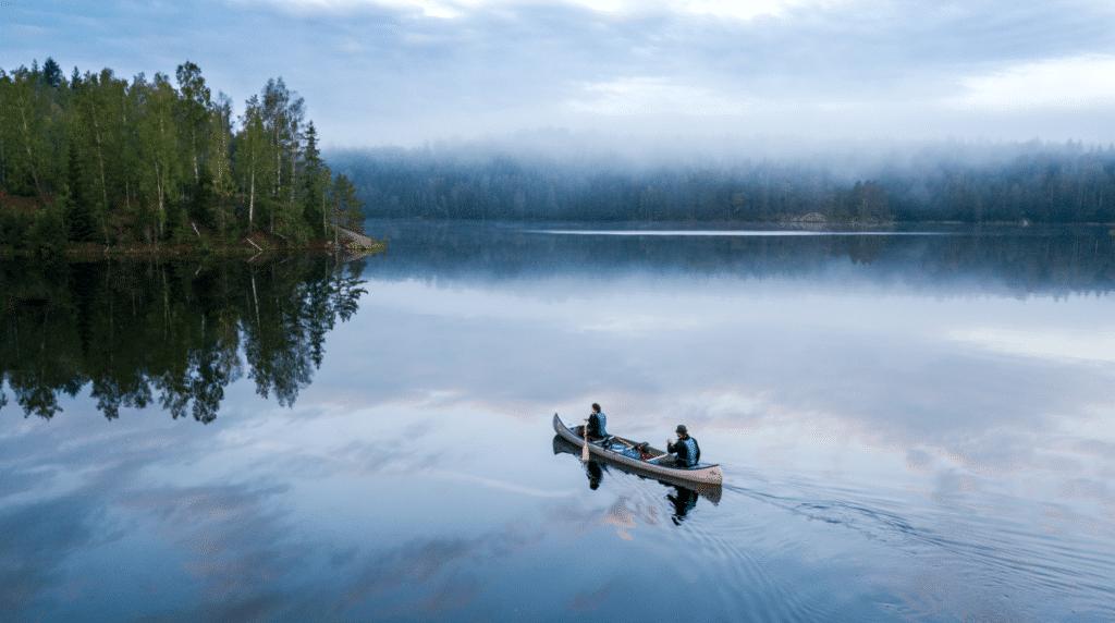kano varen Zweden